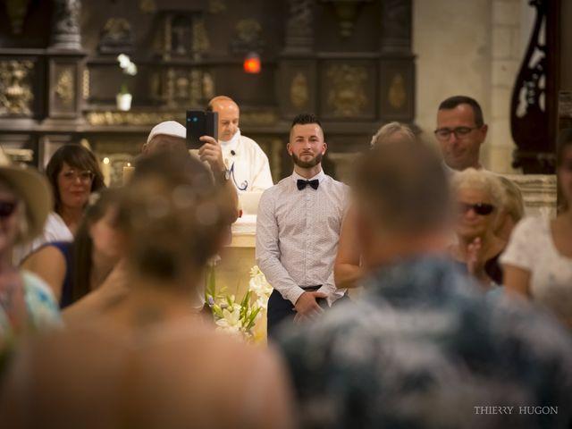 Le mariage de FERRAO  et Melissa  à Chancelade, Dordogne 13