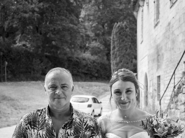 Le mariage de FERRAO  et Melissa  à Chancelade, Dordogne 16