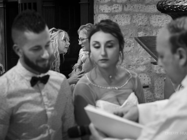 Le mariage de FERRAO  et Melissa  à Chancelade, Dordogne 19