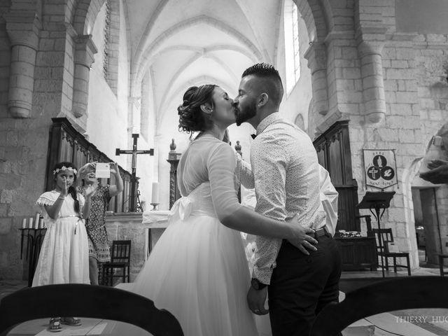 Le mariage de Melissa  et FERRAO