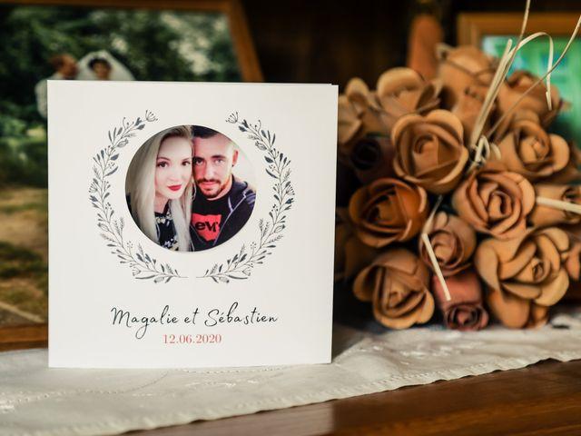 Le mariage de Sébastien et Magalie à Juziers, Yvelines 19