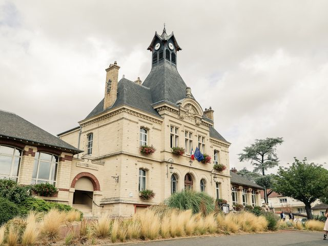 Le mariage de Sébastien et Magalie à Juziers, Yvelines 37