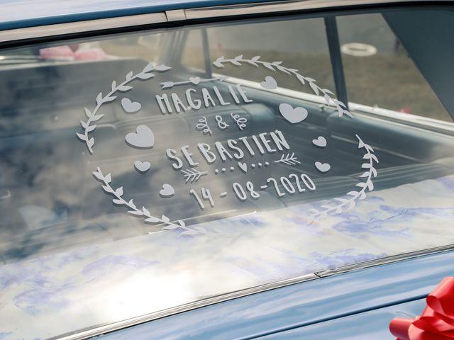 Le mariage de Sébastien et Magalie à Juziers, Yvelines 41