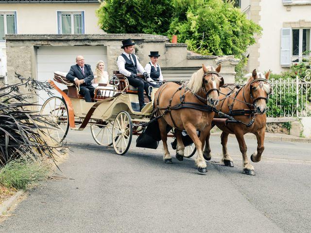Le mariage de Sébastien et Magalie à Juziers, Yvelines 44