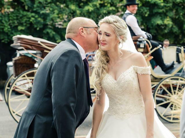 Le mariage de Sébastien et Magalie à Juziers, Yvelines 47