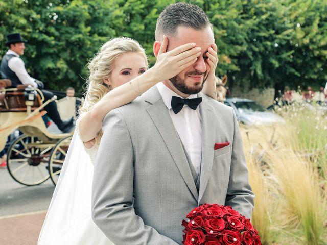 Le mariage de Sébastien et Magalie à Juziers, Yvelines 48