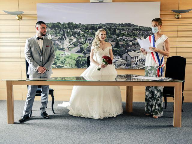 Le mariage de Sébastien et Magalie à Juziers, Yvelines 56