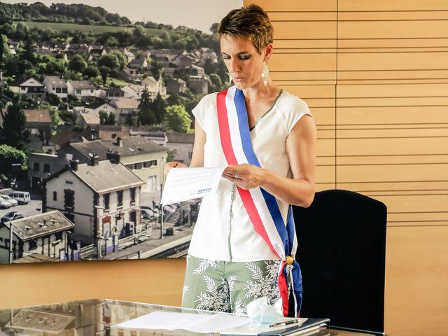 Le mariage de Sébastien et Magalie à Juziers, Yvelines 62