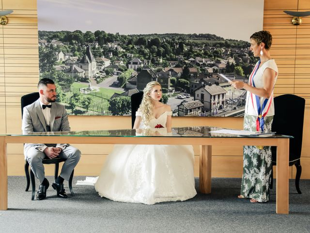 Le mariage de Sébastien et Magalie à Juziers, Yvelines 63