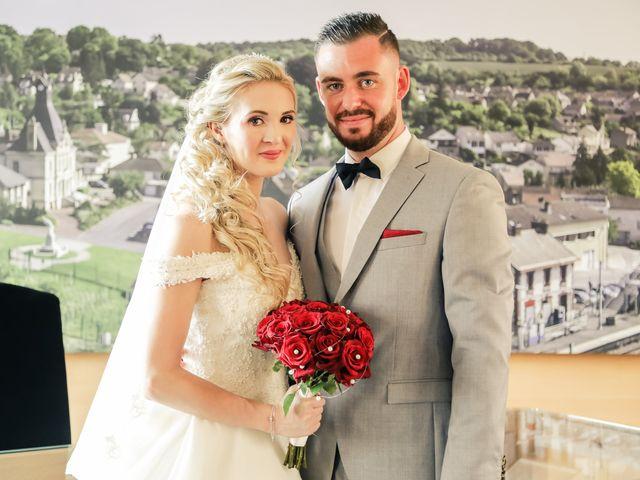 Le mariage de Sébastien et Magalie à Juziers, Yvelines 68