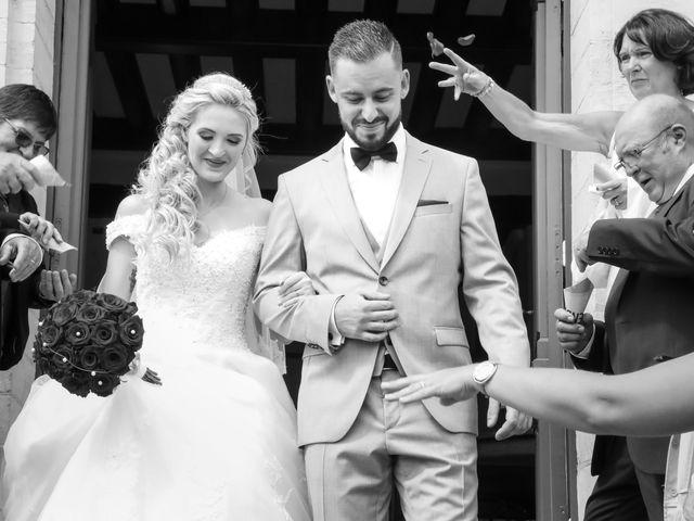Le mariage de Sébastien et Magalie à Juziers, Yvelines 71