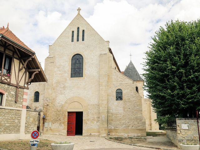 Le mariage de Sébastien et Magalie à Juziers, Yvelines 74