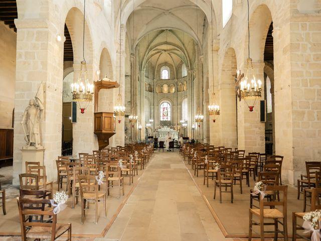Le mariage de Sébastien et Magalie à Juziers, Yvelines 76