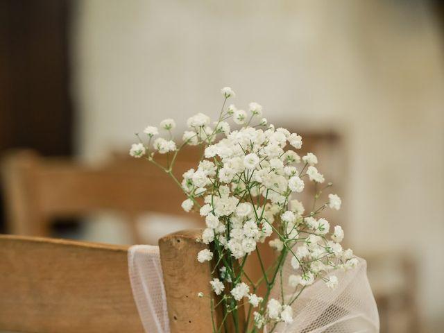 Le mariage de Sébastien et Magalie à Juziers, Yvelines 77