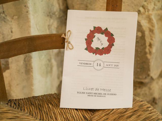 Le mariage de Sébastien et Magalie à Juziers, Yvelines 79