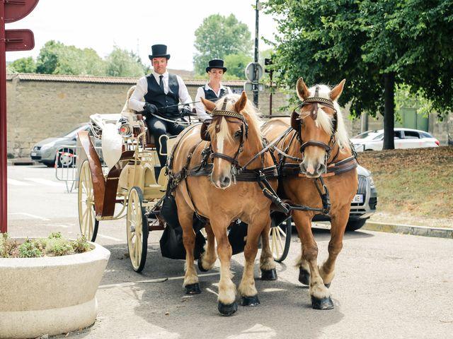 Le mariage de Sébastien et Magalie à Juziers, Yvelines 80