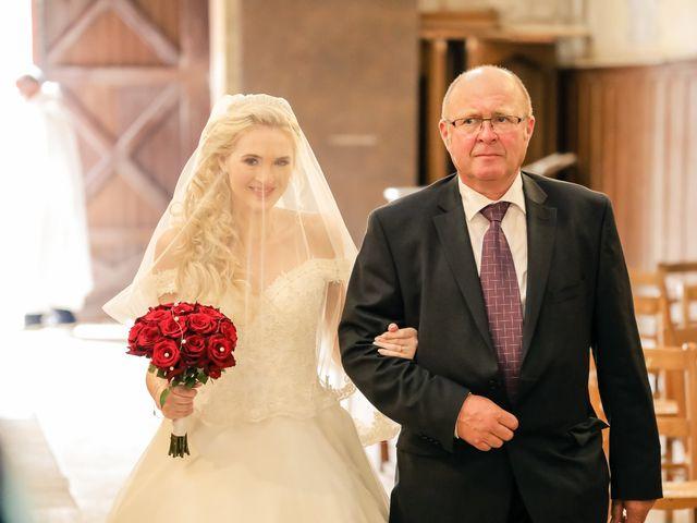 Le mariage de Sébastien et Magalie à Juziers, Yvelines 86