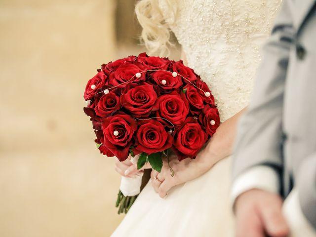 Le mariage de Sébastien et Magalie à Juziers, Yvelines 92