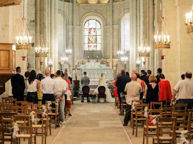 Le mariage de Sébastien et Magalie à Juziers, Yvelines 93