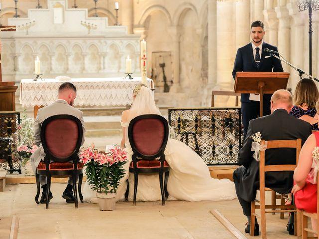 Le mariage de Sébastien et Magalie à Juziers, Yvelines 96
