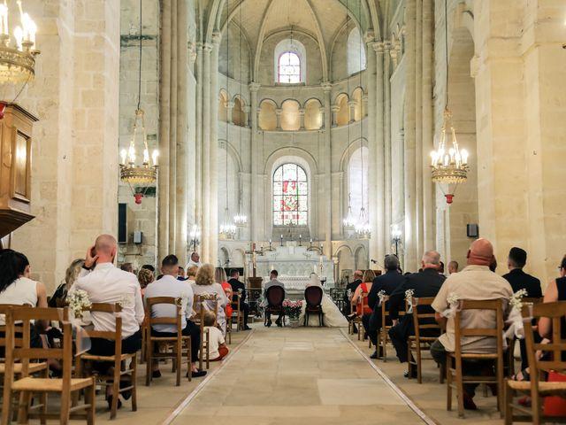 Le mariage de Sébastien et Magalie à Juziers, Yvelines 97