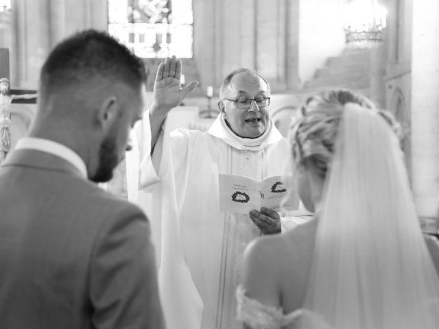 Le mariage de Sébastien et Magalie à Juziers, Yvelines 114