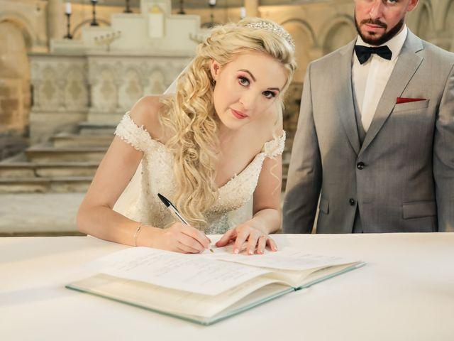 Le mariage de Sébastien et Magalie à Juziers, Yvelines 119