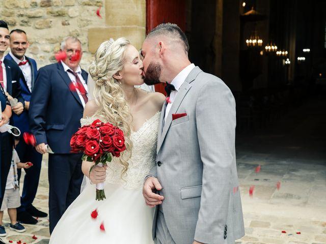 Le mariage de Sébastien et Magalie à Juziers, Yvelines 124