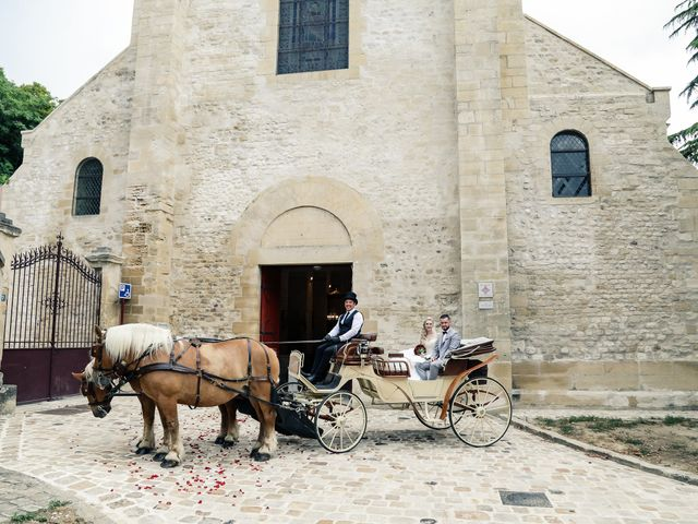 Le mariage de Sébastien et Magalie à Juziers, Yvelines 125