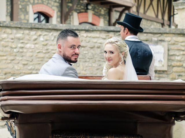 Le mariage de Sébastien et Magalie à Juziers, Yvelines 126