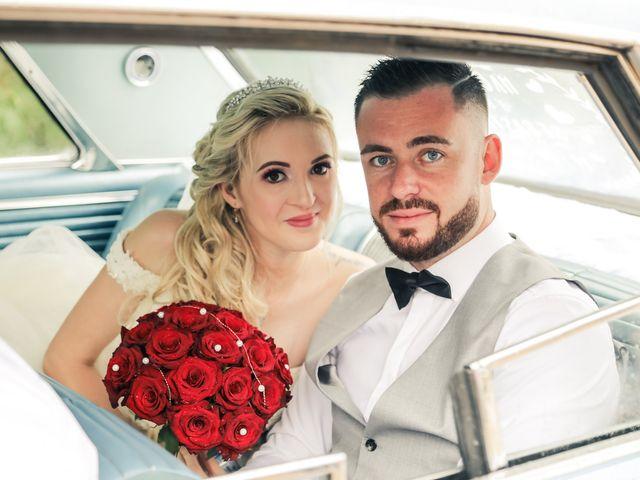 Le mariage de Sébastien et Magalie à Juziers, Yvelines 131