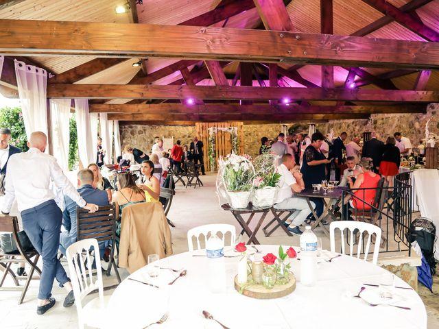 Le mariage de Sébastien et Magalie à Juziers, Yvelines 139