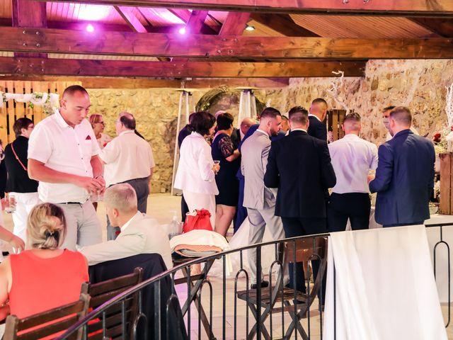 Le mariage de Sébastien et Magalie à Juziers, Yvelines 140