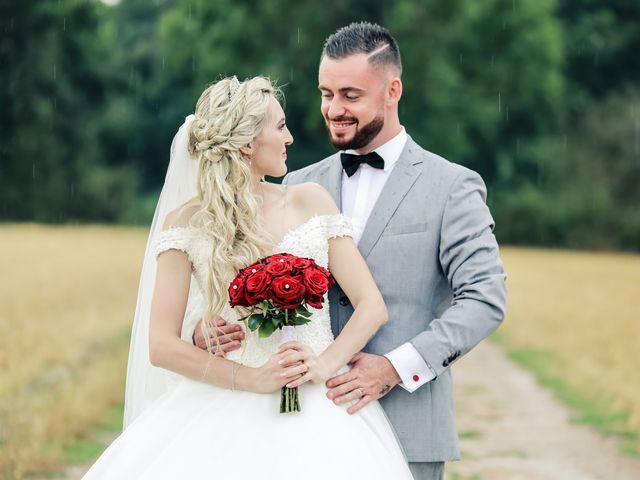 Le mariage de Sébastien et Magalie à Juziers, Yvelines 153