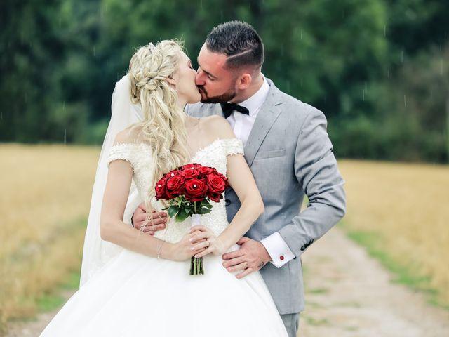 Le mariage de Sébastien et Magalie à Juziers, Yvelines 154