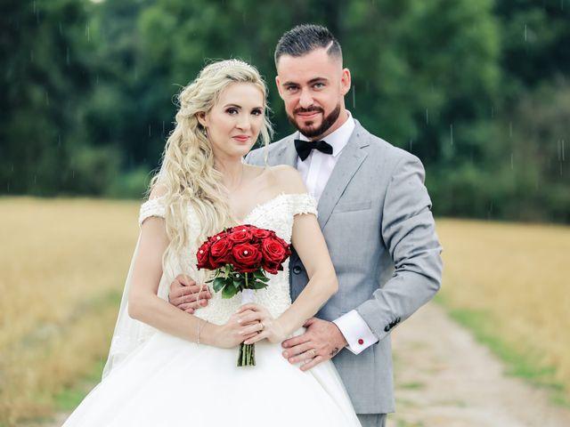 Le mariage de Sébastien et Magalie à Juziers, Yvelines 155