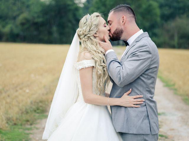 Le mariage de Sébastien et Magalie à Juziers, Yvelines 157
