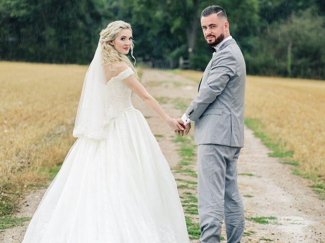 Le mariage de Sébastien et Magalie à Juziers, Yvelines 159