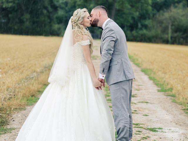 Le mariage de Sébastien et Magalie à Juziers, Yvelines 160