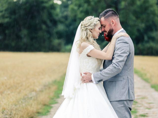 Le mariage de Sébastien et Magalie à Juziers, Yvelines 162