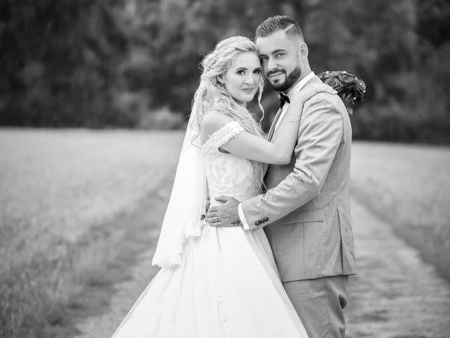 Le mariage de Sébastien et Magalie à Juziers, Yvelines 163