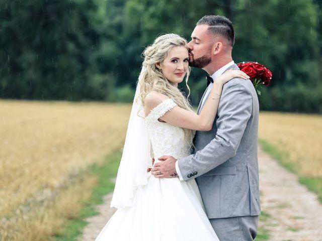 Le mariage de Sébastien et Magalie à Juziers, Yvelines 164