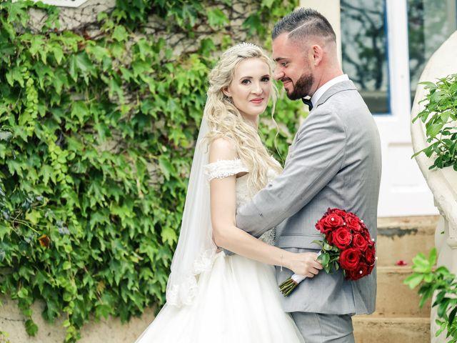 Le mariage de Sébastien et Magalie à Juziers, Yvelines 171