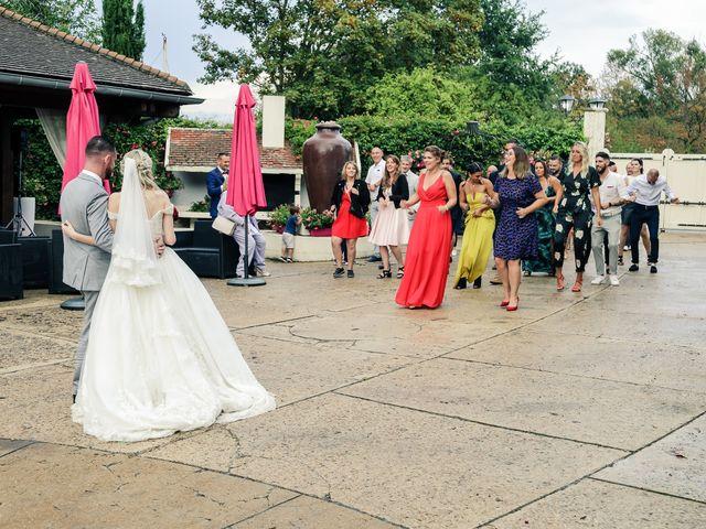 Le mariage de Sébastien et Magalie à Juziers, Yvelines 178