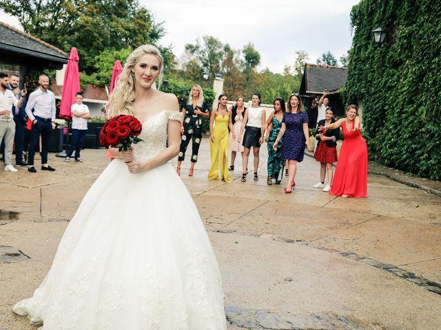 Le mariage de Sébastien et Magalie à Juziers, Yvelines 182