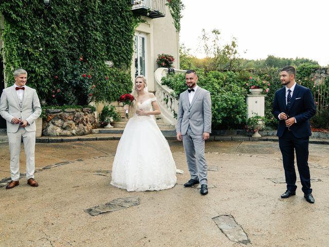 Le mariage de Sébastien et Magalie à Juziers, Yvelines 186
