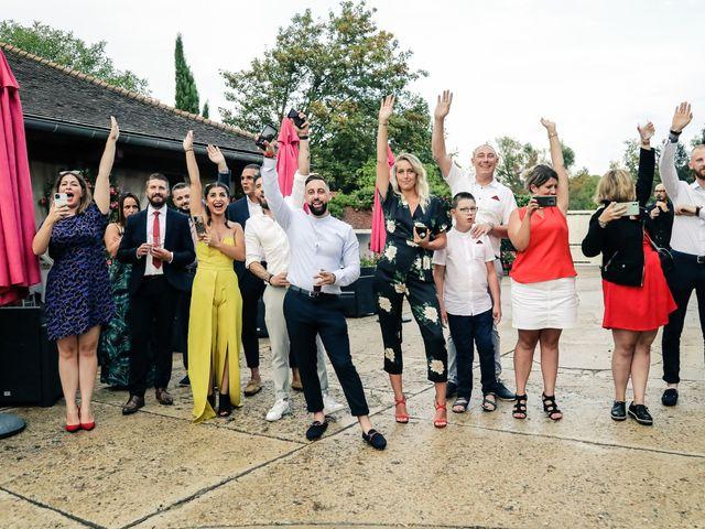 Le mariage de Sébastien et Magalie à Juziers, Yvelines 187
