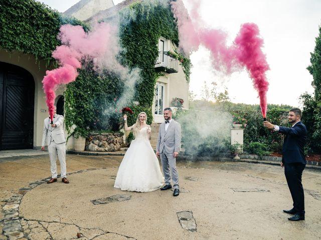Le mariage de Sébastien et Magalie à Juziers, Yvelines 189