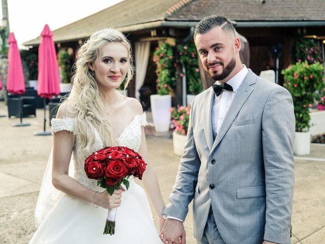 Le mariage de Sébastien et Magalie à Juziers, Yvelines 192
