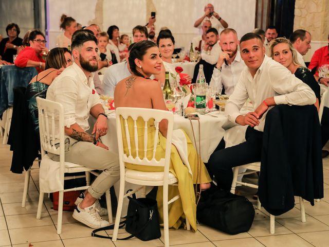 Le mariage de Sébastien et Magalie à Juziers, Yvelines 199